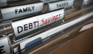 filing system to help consolidate debt
