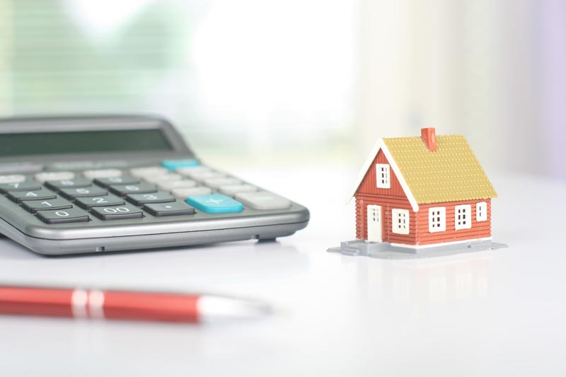 applying for a home loan with bad credit
