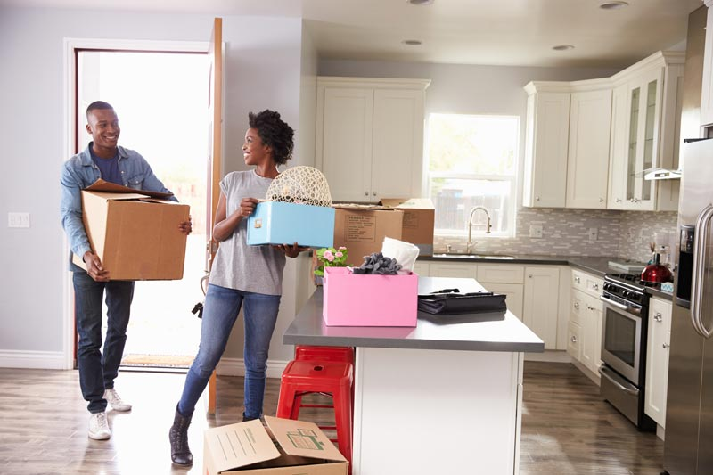 buying a house checklist while in the military