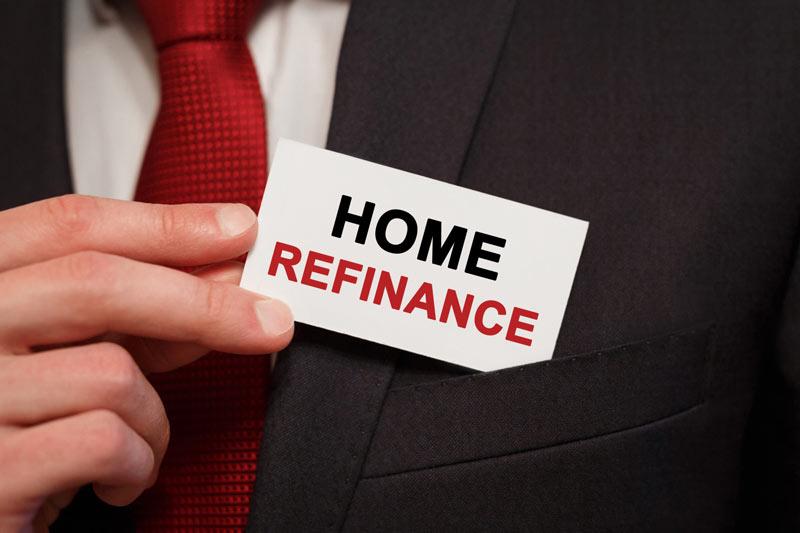 debt consolidation mortgage refinance